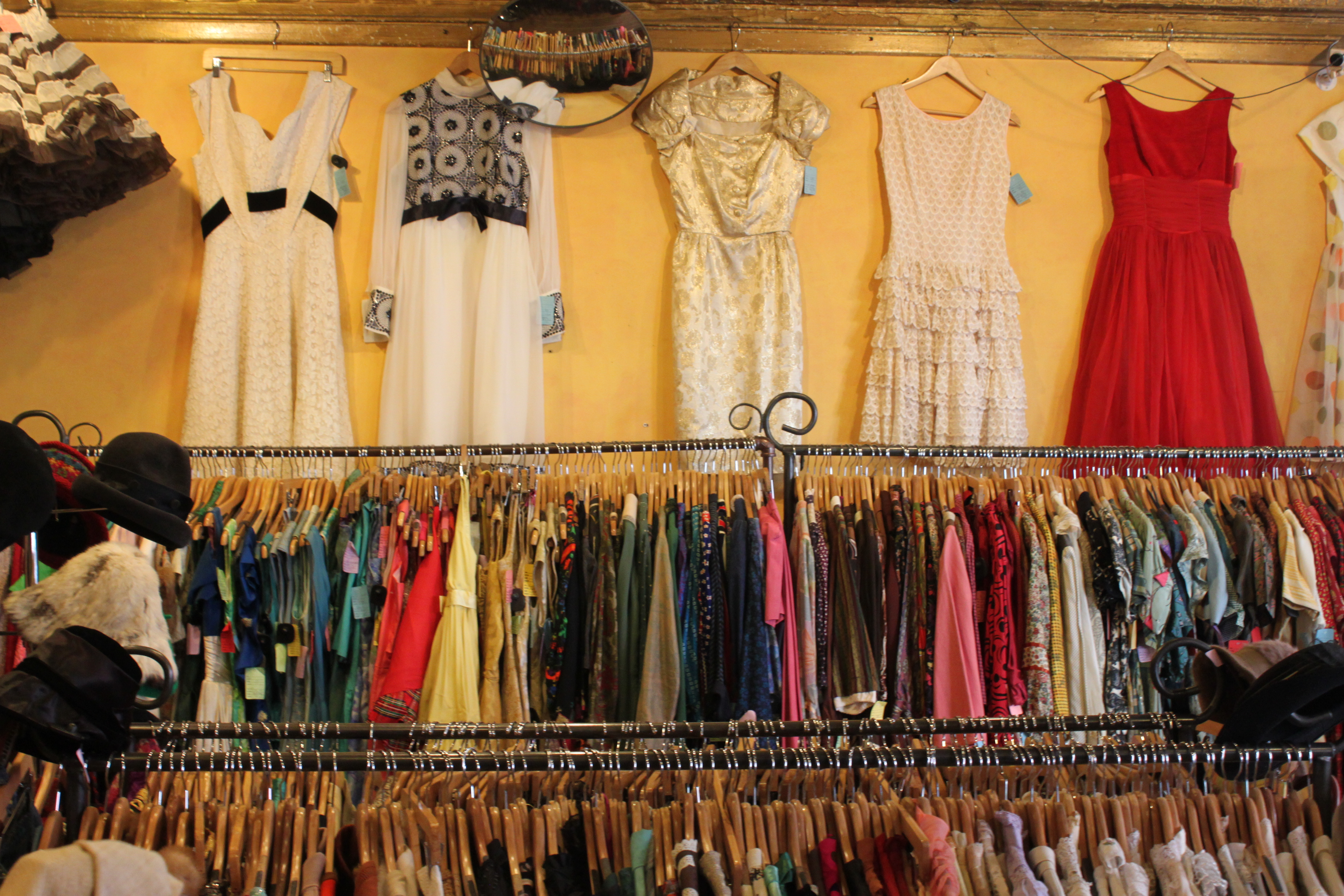 Best thrift stores in dallas for clothes
